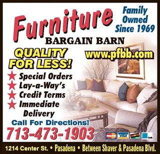League City Bargain Furniture - Mattress, Sofa, Recliner,